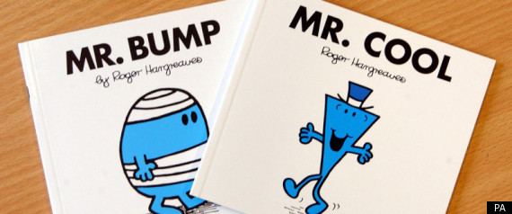MR MEN BIRTHDAY