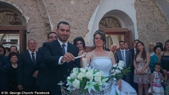 matrimonio siria