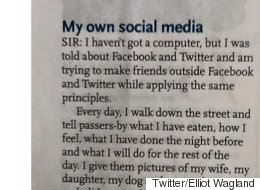 Facebook Behaviour In Real Life Is So Dumb You'll Wonder Why Social Media Even Exists