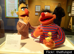 Bert And Ernie Marriage Petition