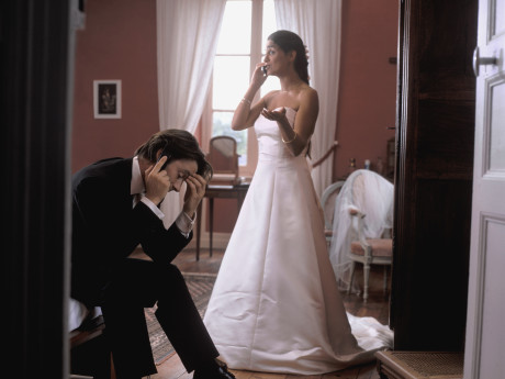 How To Plan A Wedding When You Don't Believe In Having One