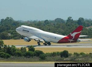 Qantas Inflight Movie