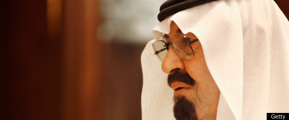 SAUDI ARABIA COUNTER REVOLUTIONARY