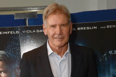 Harrison Ford | Image:PA