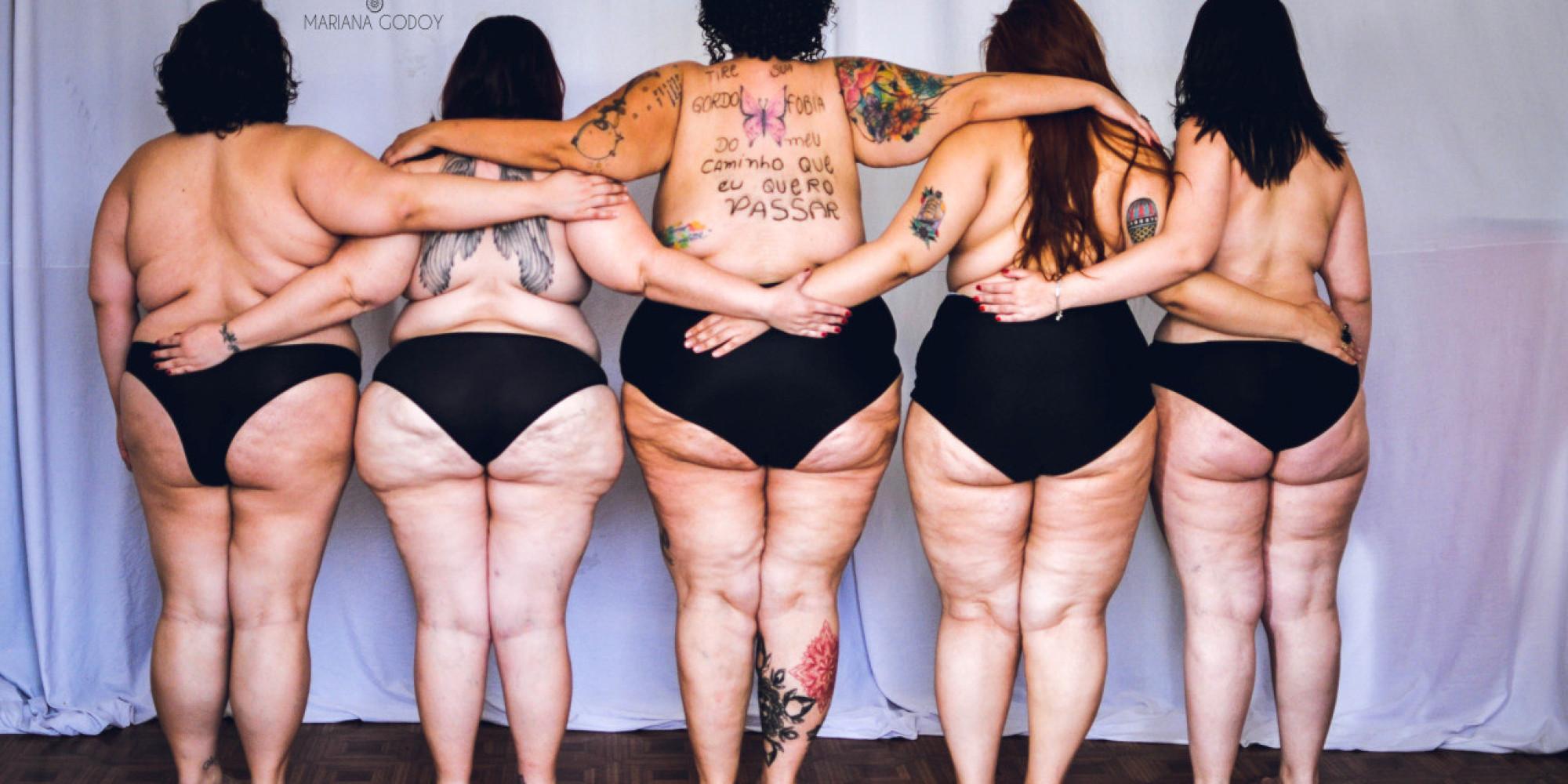 Про толстушек и пышек 21 фотография