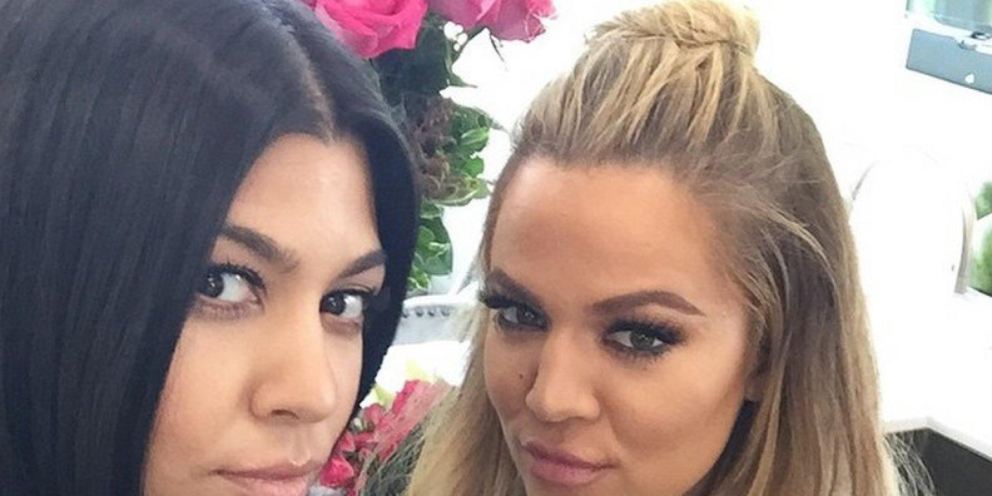 Khloe Kardashian Hair Short Tutorial Famous Hair Style 2018