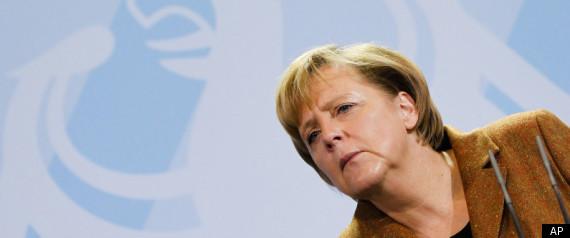 Germany Bearing The Burden Of A Broken Global Economy