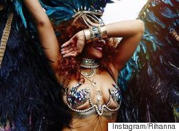 These Pics Are Making Us Desperate To Party With Rihanna