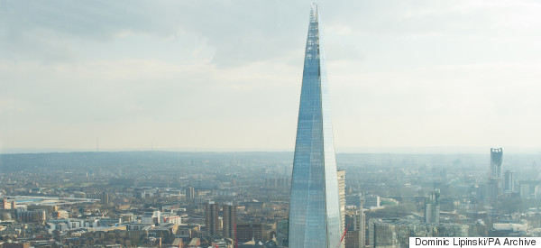 Fire In The Shard Sees People Evacuated From Restaurant