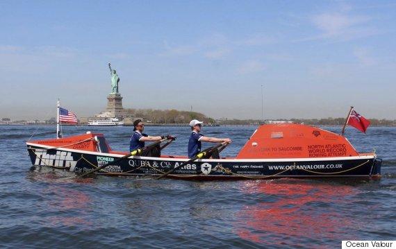 new york row