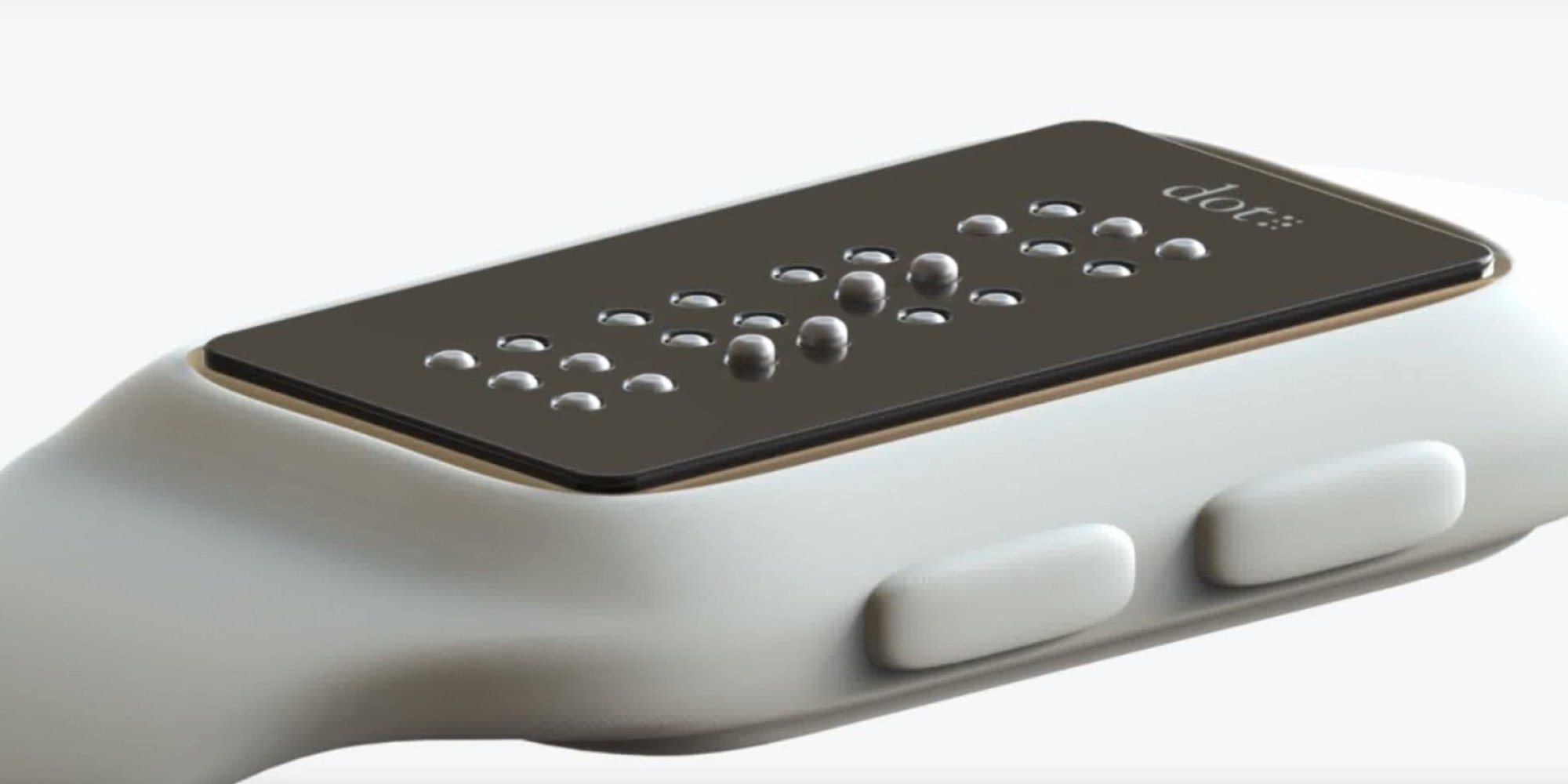 Dot Is A Braille Smartwatch For The Blind
