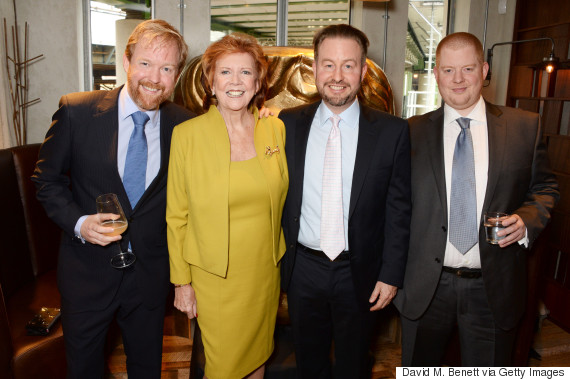 cilla black sons