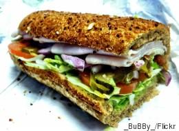 Ce que les nutritionnistes mangeraient chez Subway