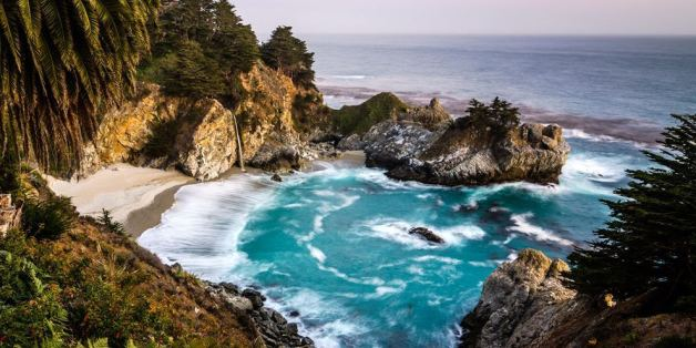 8 Books That Will Show You The Magic Of Big Sur Huffpost