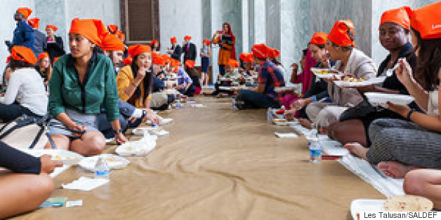 Bringing Langar And A Message of Egalitarianism to Capitol Hill