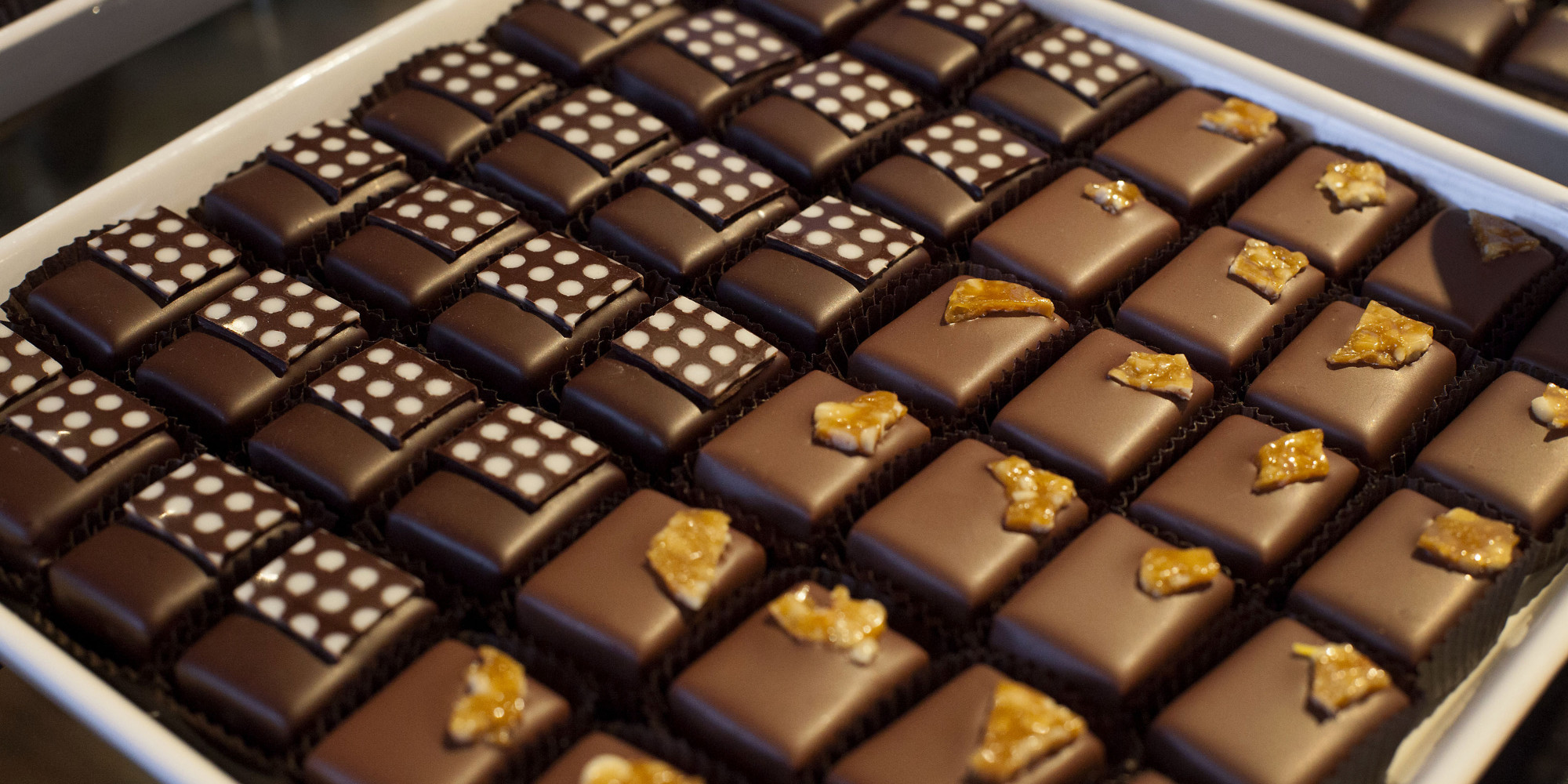 10 Ways Giving In To That Chocolate Craving Can Benefit Your ...