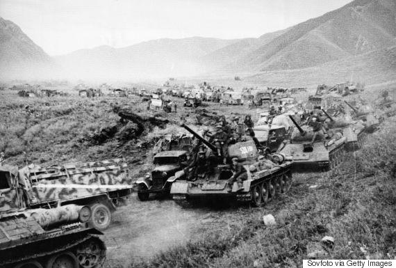 august 1945 soviet