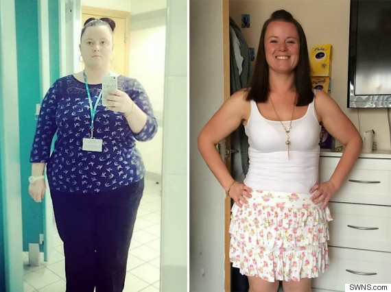 samantha rees weight loss