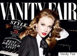 Another Month, Another Glorious Vanity Fair Cover...