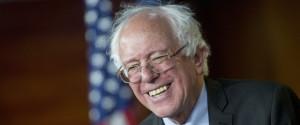 Bernie Sanders Smile