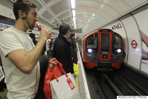 How to become a tube driver - and how much you ll get paid