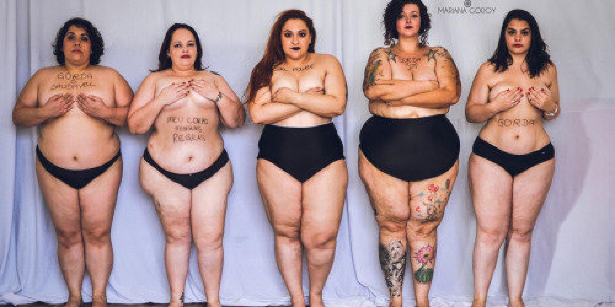 Video de mujeres gordas