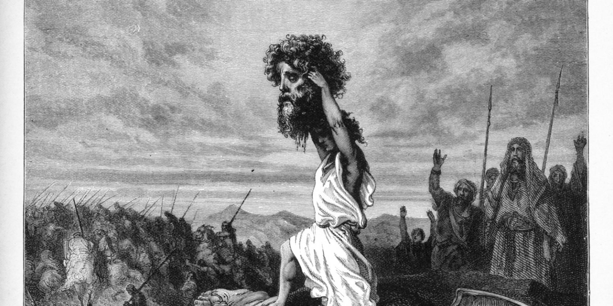 'Goliath Gates' Of Ancient Biblical City Philistine Gath ...