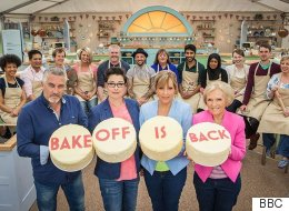 'Bake Off' Is Off To A Hilarious Start