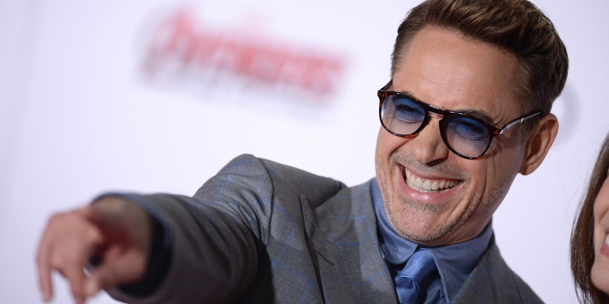 Les acteurs les mieux payés de 2015, selon Forbes (PHOTOS) Robert Downey Jr On Facebook