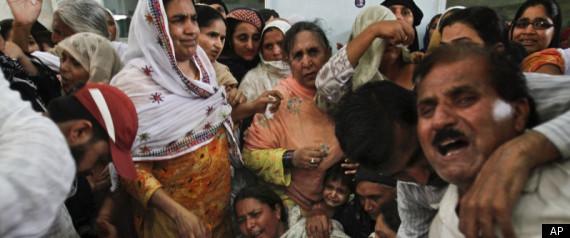 PAKISTAN SHOOTING