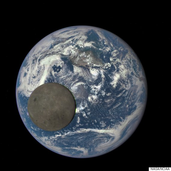 nasa deep space climate observatory satellite ca