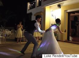 This Couple's First Dance Is The Coolest Thing You'll Ever See At A Wedding