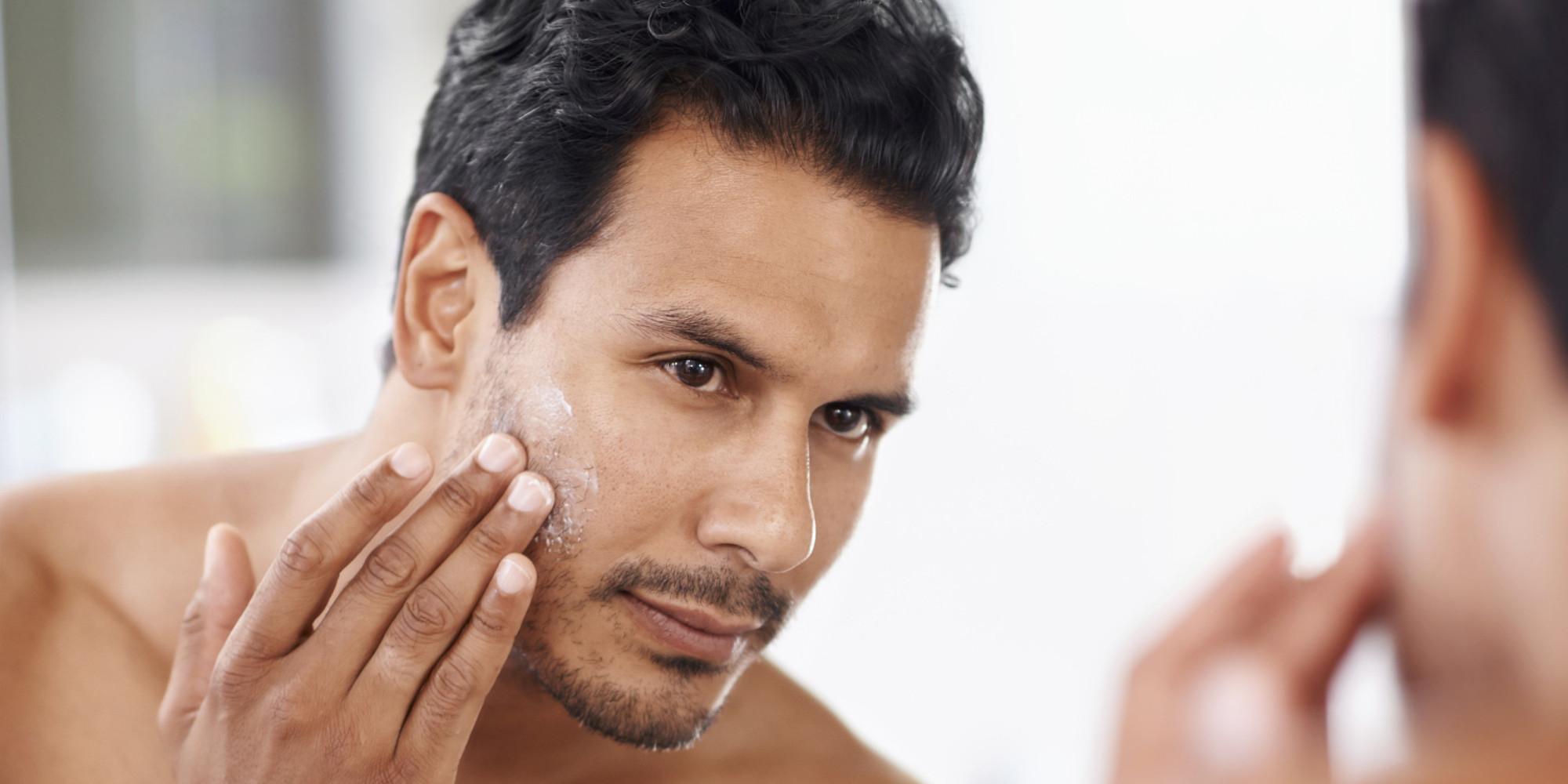 Shaving + Grooming
