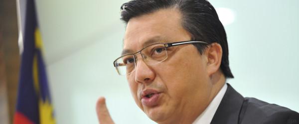 verkehrsminister malaysia