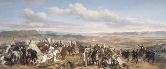 BATAILLE DE OUED AL MAKHAZIN