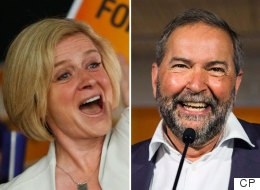 Notley's Rousing Speech Targets 'Leap Manifesto' At NDP Convention