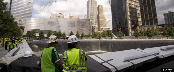 WORLD TRADE CENTER MEMORIAL MUSLIM