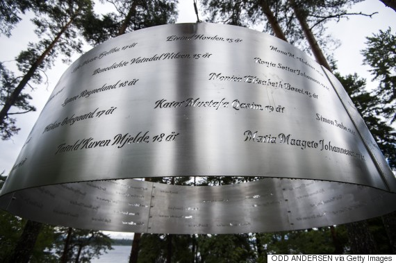 utoya lost Four years after anders behring breivik's bloody rampage, the norwegian island of utoya will return to life this weekend as it hosts its first labour youth camp since the the cafeteria, where 13 youngsters lost their lives, was initially to be torn down but has been maintained, with its bullet holes intact.