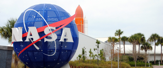 US SPACE AGENCY NASA