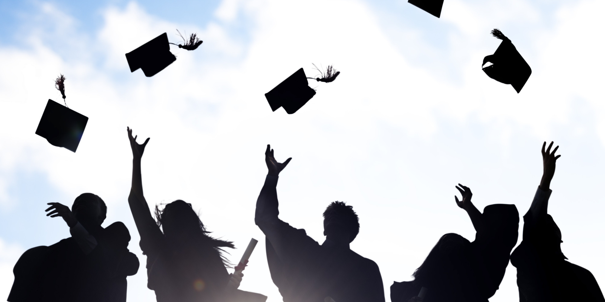 things you realize after college graduation the huffington post