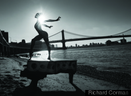 Capturing Misty Copeland's Power and Grace