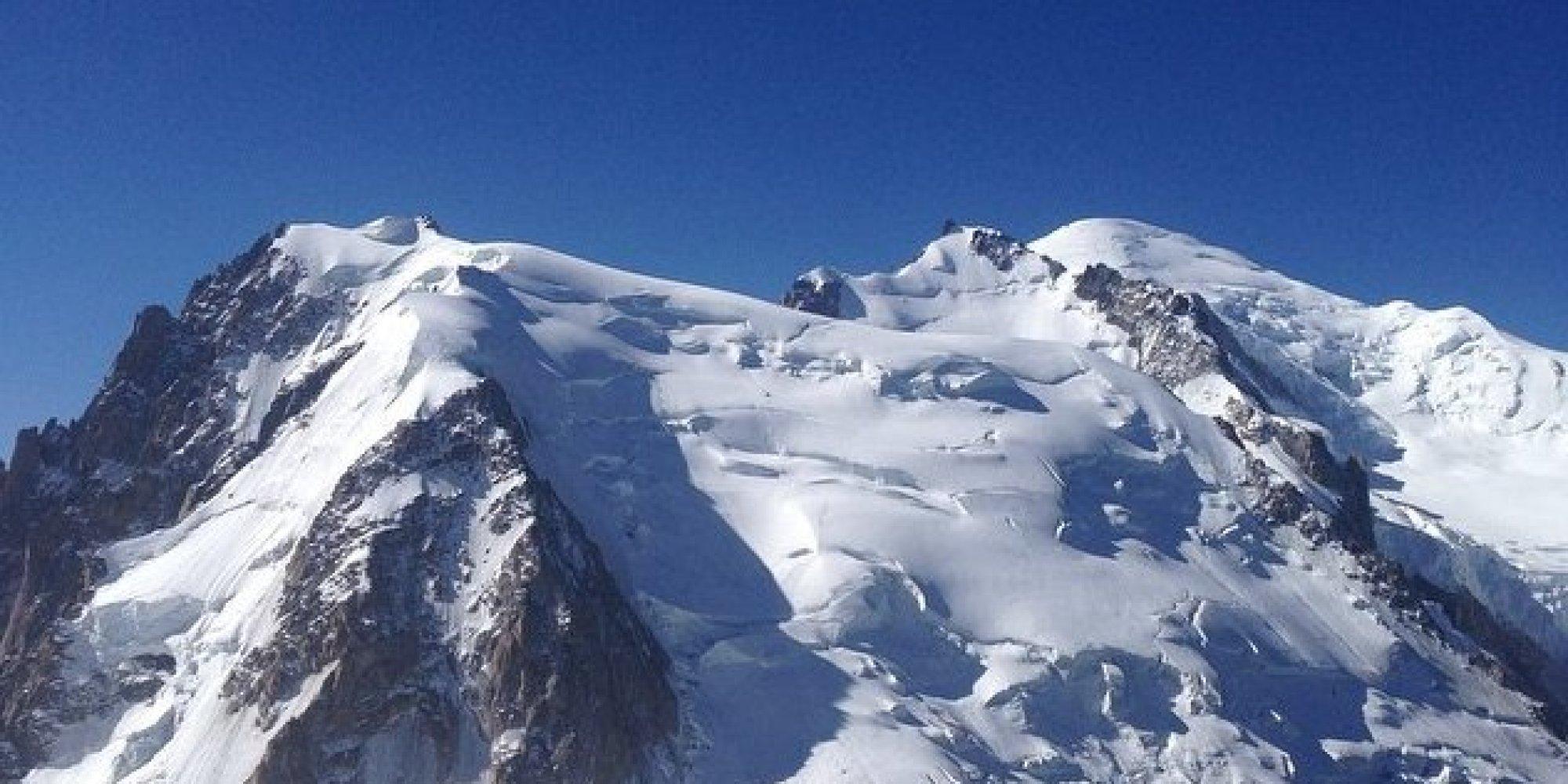 photos premi 232 re ascension du mont blanc 229 ans apr 232 s les internautes publient leurs plus