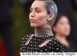 Miley Cyrus Takes Aim At 'Bad Example' Taylor Swift