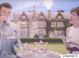 Emma And Rylan Go All 'Downton Abbey' In New 'CBB' Trailer