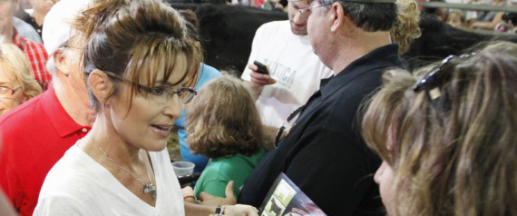 Sarah Palin Iowa Straw Poll