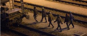 Calais Inmigrantes