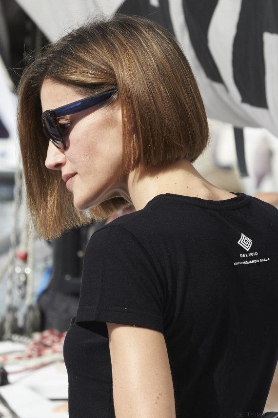 camiseta letizia