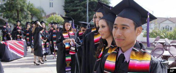 Latinos College Degree Attainment Higher Education