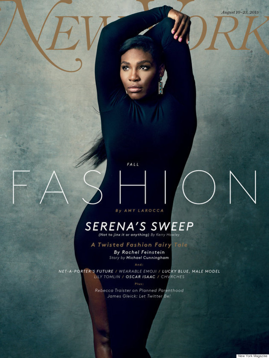 serena williams new york magazine