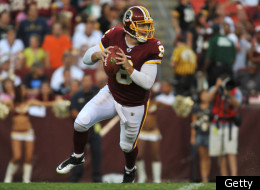 Redskins Rex Grossman